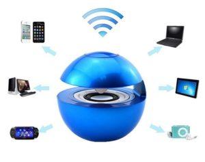 Difuzoarele Bluetooth pot funcționa fără a întâmpina restricții de loc