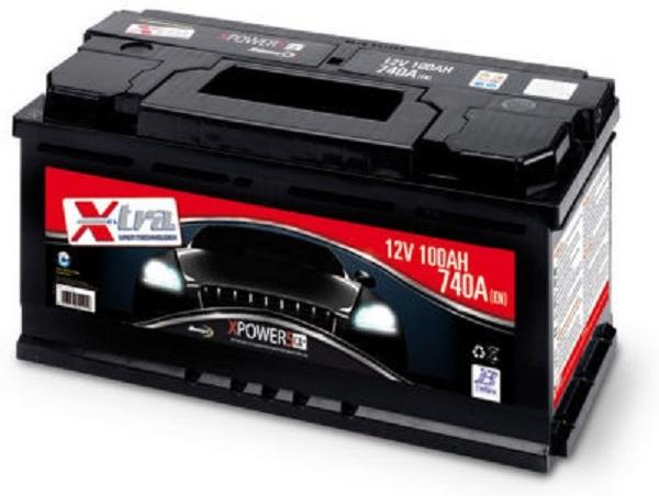 Baterii auto Xtra